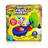 Набор для творчества крайола - изготовление красок Crayola Paint Maker
