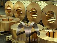 Лента Латунная 0,12х40мм, Л63,  1173-2006