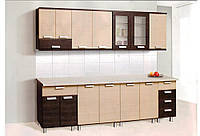 Кухня Терра 2.6 м (Світ Меблів ТМ)