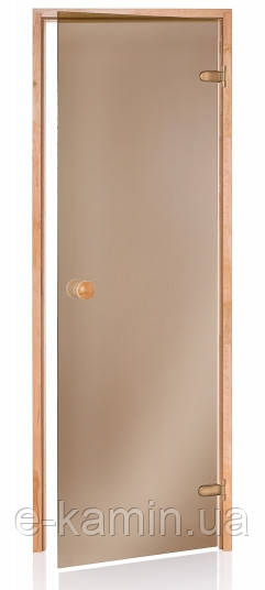 Двери Andres 700х1900 бронза