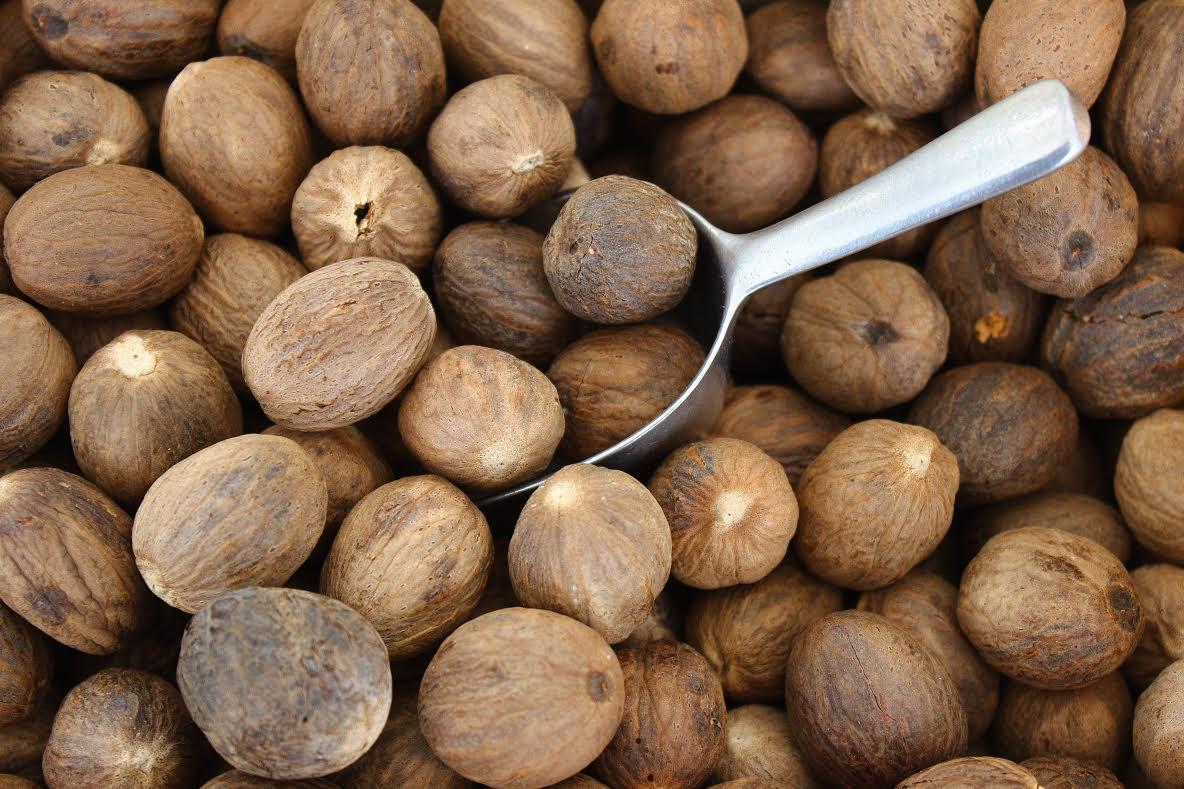 Мускатный орех целый отборный ЭКСТРА, 15 грамм