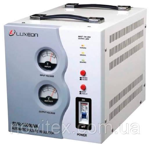 Стабилизатор Luxeon SVR-10000VA (7000Вт) белый
