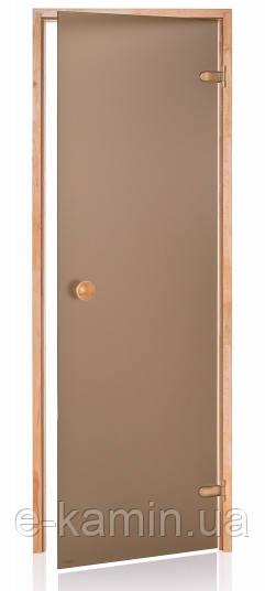 Двери Andres 800х2100 бронза матовая