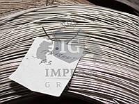Проволока стальная марки 12Х18Н10Т