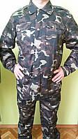 Камуфляжный костюм  спецодежда