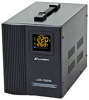 Стабилизатор Luxeon LDS-1500VA (1050Вт)  Servo, фото 1