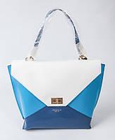Женская кожаная сумка Tosca Blu