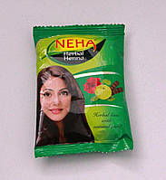 Краска для волос индийская (хна, басма, коричневая хна)
