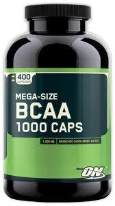 Аминокислоты BCAA 1000 400 капсул