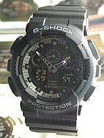 Спортивные часы CASIO G-SHOCK GA-110GB-1ADR B-BL
