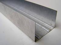 Профиль для гипсокартона UW 100 3 м 0,55 мм