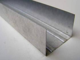 Профіль для гіпсокартону UW 75 3 м 0,45 мм