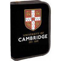 """Пенал твёрдый с клапаном """"Cambridge"""", 20.5*14*3.5см, 531153"""