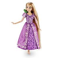 Рапунцель Дисней кукла принцесса с фигуркой хамелеона Паскаля/ Rapunzel doll Disney