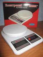 Компактные весы для кухни Matrix mks-400