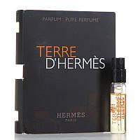 Hermes Terre dHermes - Парфюмированная вода (Оригинал) 1,5ml (пробник)