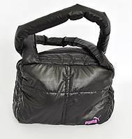 Молодежная женская сумка пуховик LS(P63)-1104 (бренды), фото 1