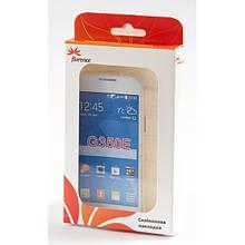 Накладка Florence силиконовая Samsung Galaxy Grand Prime G530/531 прозрачный