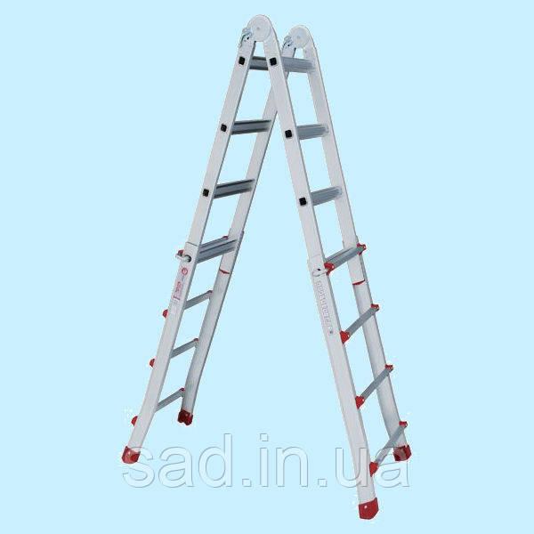 лестница-раскладная строительная фото