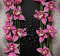 Фотообои *Малиновые орхидеи* 196х210