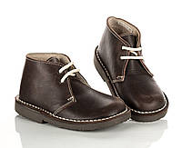 Ботинки коричневые 24  рзм. (М)