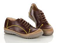 Туфли коричневые 29,31,34 рзм. (М)