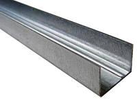 Профиль для гипсокартона UD 27 3 м 0,55 мм