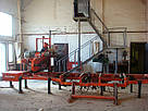 Стрічкова пилорама б/у Wood-Mizer LT40 2008 року, фото 2