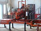 Стрічкова пилорама б/у Wood-Mizer LT40 2008 року, фото 4