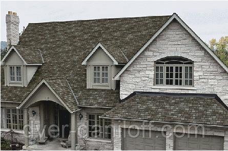 Битумная черепица IKO - Royal Estate, архитектурного стиля, фото 2