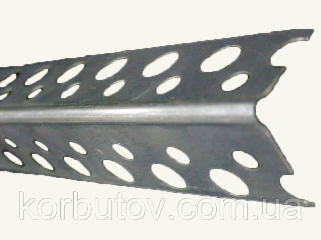 Профиль угловой алюминиевый  25х25