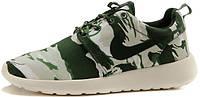 Мужские кроссовки Nike Roshe Run GPX Camo, найк, роше ран