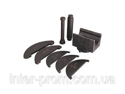 Пресс гидравлический ПГШ-125Р+ ШТОК для гибки на ребро шин (в вертикальной и горизонтальной плоскостях), фото 2