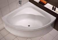 Угловая акриловая ванна KOLO Inspiration 1400х1400х595 XWN3040