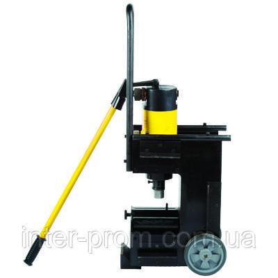 Станок гидравлический мобильный ПГШ-150  для резки, гибки и перфорации токоведущих шин, фото 2
