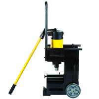 Станок гидравлический мобильный ПГШ-150  для резки, гибки и перфорации токоведущих шин