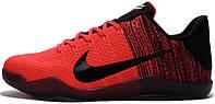 Мужские баскетбольные кроссовки Nike Kobe XI Black Red, найк коуб