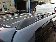 Рейлинги Toyota Land Cruiser Prado 120 (2003-2009) Черные