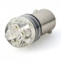 Светодиодная лампа 3042 ВА9s 4xLED WHITE (белая) 2 шт. BOSMA