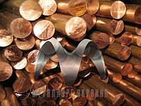 Круг бронзовый 160мм, БрБ2, 500-3000мм, 2060-90