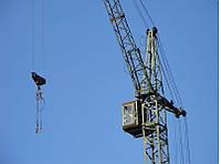Ветровые, смотровые стекла на башенный кран КБ 306, 308, триплекс