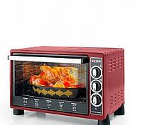Электрическая духовка  EFBA - 2803  RED объёмом 33 литра Турция