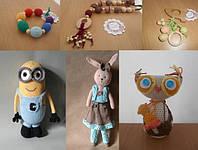 Амигуруми. Вязаные игрушки, украшения, слингоаксессуары. Изделия ручной работы