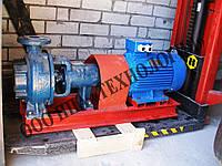 Консольный насос К 100-80-160 центробежный для воды