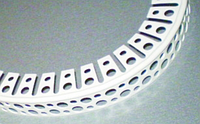Профиль угловой  арочный, пластиковый