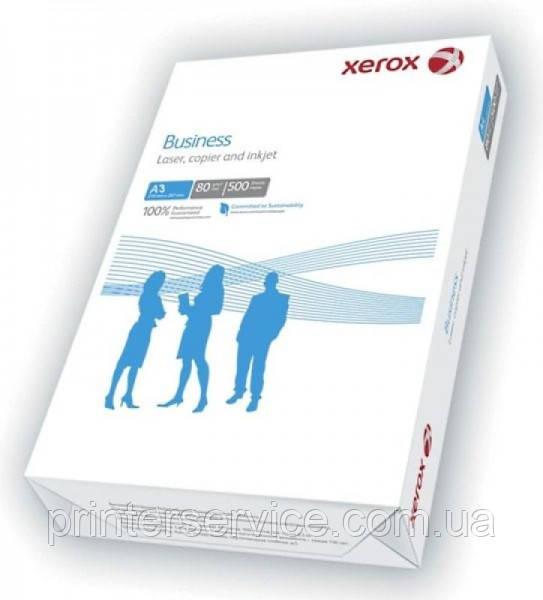Бумага Xerox A3 Business ECF
