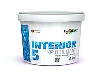 Краска интерьерная INTERIOR 5 14кг