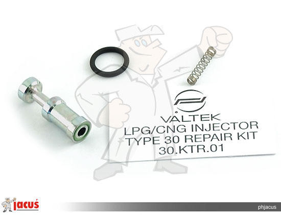 Ремкомплект для форсунок гбо Valtek, Rail