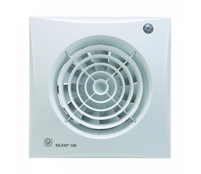 Вытяжной вентилятор Soler&Palau SILENT-100 CDZ