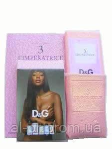Мини парфюм Dolce&Gabbana 3 L`Imperatrice